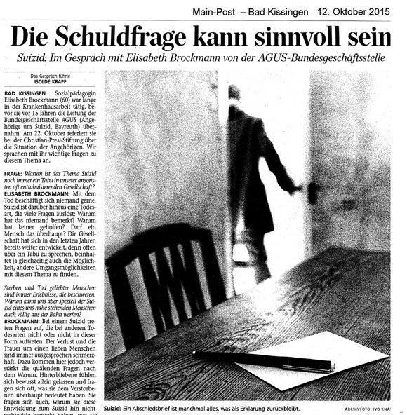 Suizid-klein